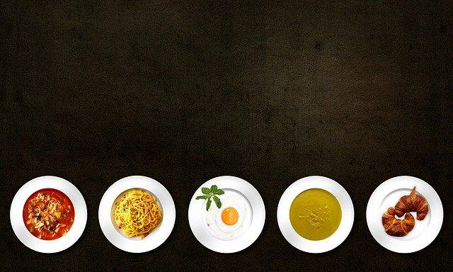 des menus variés - habitude alimentaire