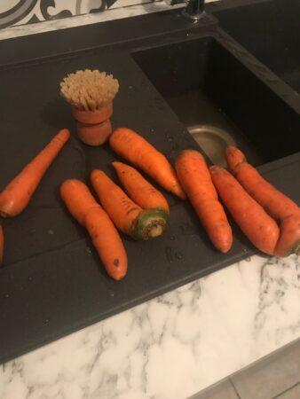 Soupe aux carottes et aux lentilles : les étapes de la préparation