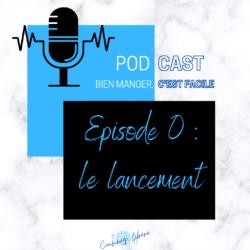 Cuisinez Libéré lance son podcast : bien manger c'est facile !