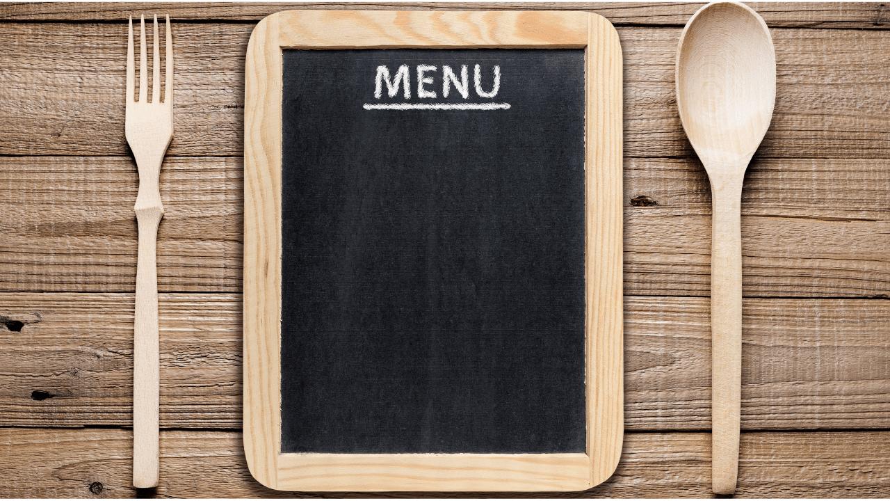 Demander le menu