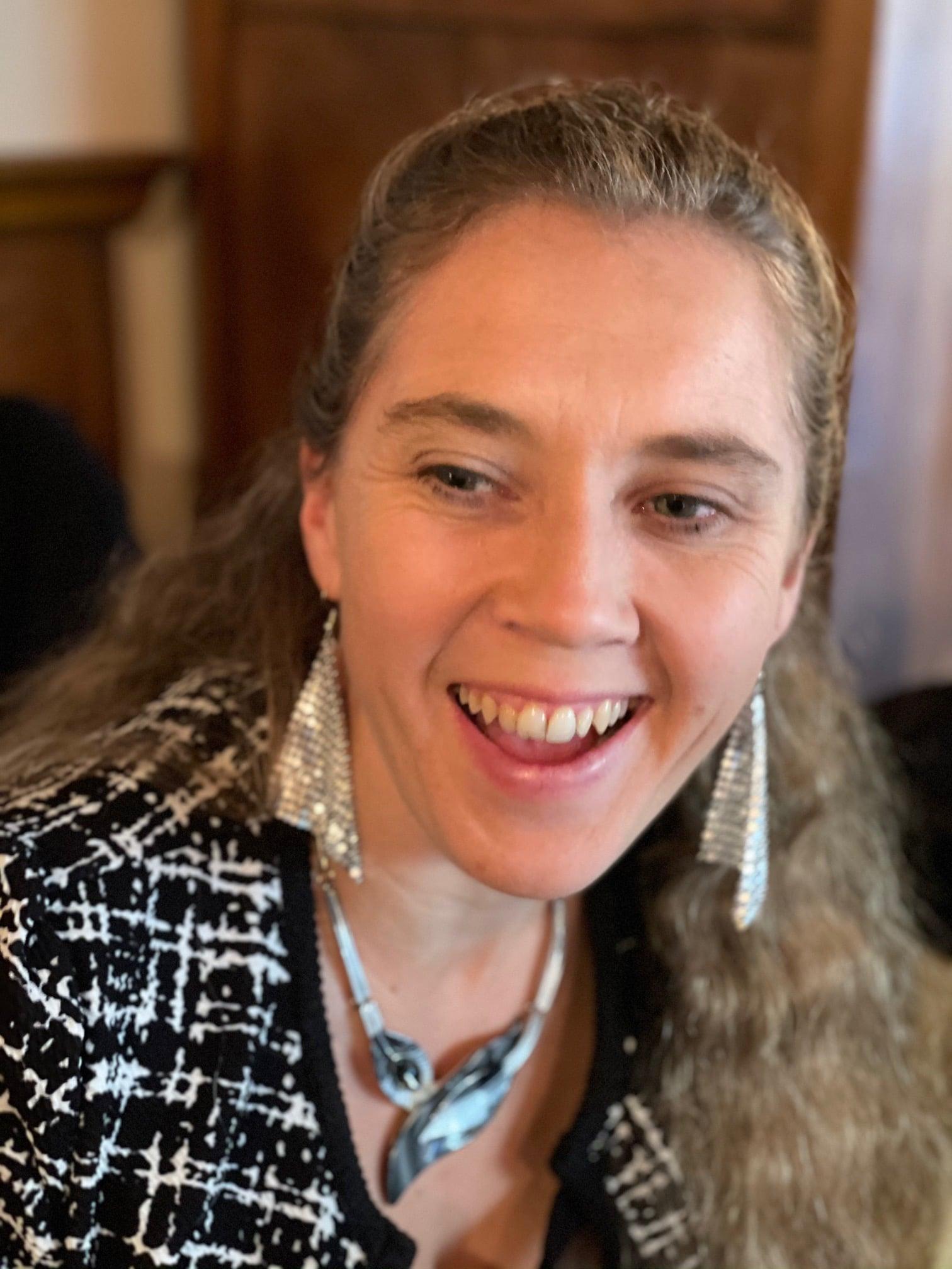 Lucie COSTIL créatrice de Cuisinez Libéré